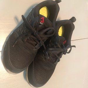 Reebok steel toe shoes